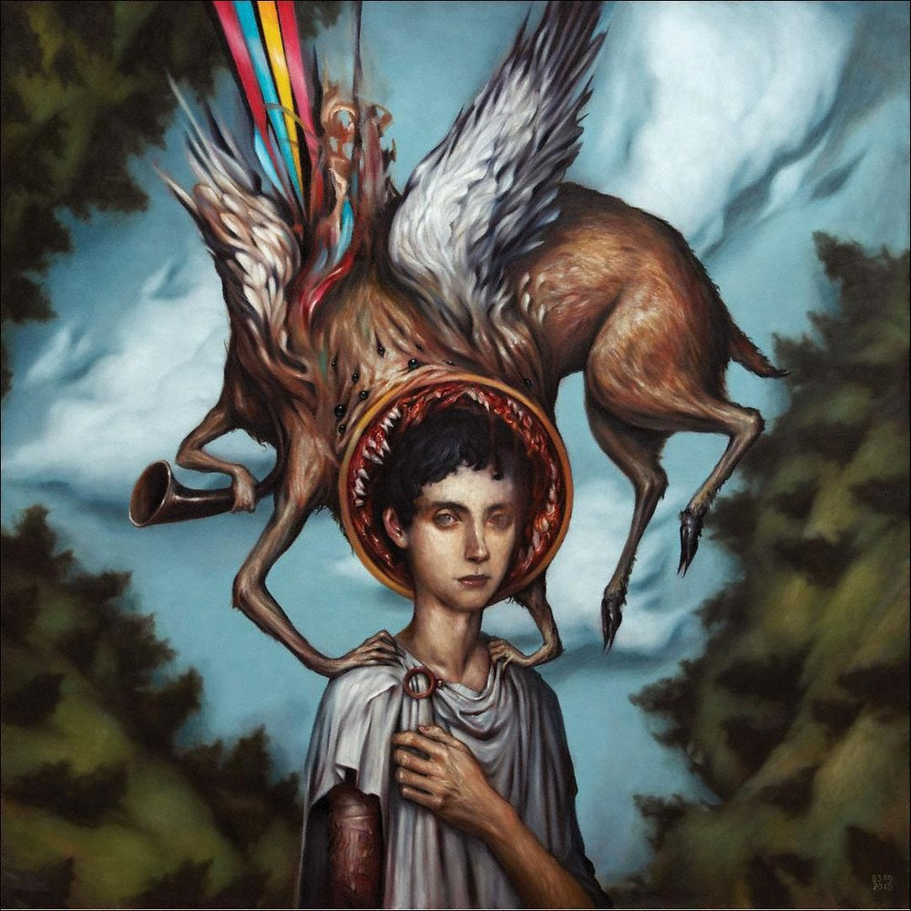 Circa survive - Blue sky noise (CD)