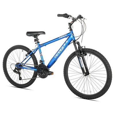 Kent Terra 21-Speed 24  Kid's All-Terrain Mountain Bike - Blue