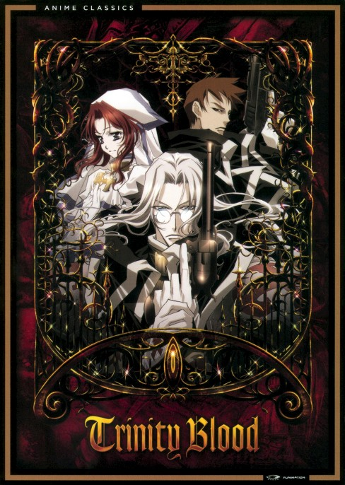 Trinity Blood:Complete Series Classic (DVD) - image 1 of 1