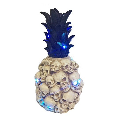 Halloween Light Up Pineapple Skull - Hyde and Eek! Boutique™ : Target