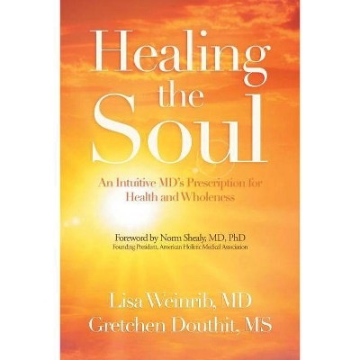Healing the Soul - by  Lisa Weinrib MD & Gretchen Douthit MS (Paperback)