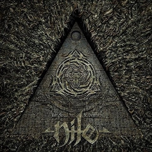 Nile - What should not be unearthed (CD) - image 1 of 1