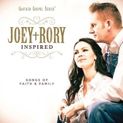 Joey + Rory- Inspired: Songs of Faith & Family (CD)