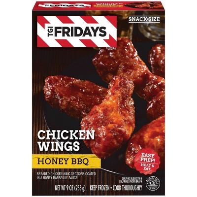 T.G.I. Friday's Frozen Honey BBQ Bone-In Wings - 9oz