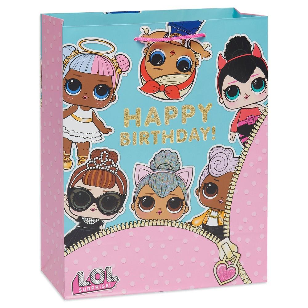 Image of L.O.L. Surprise! Large Cub Gift Bag