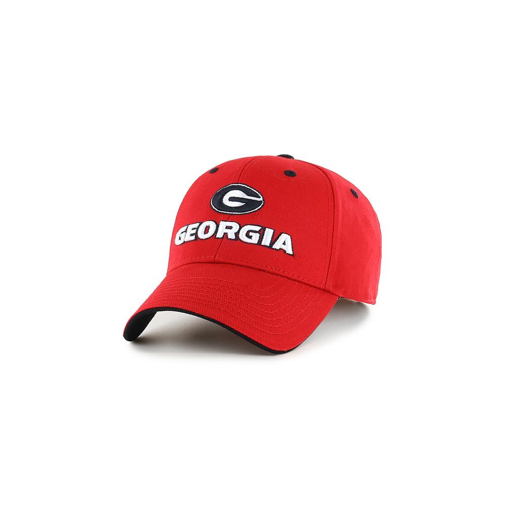 Baseball Hats NCAA Georgia Bulldogs, Men's