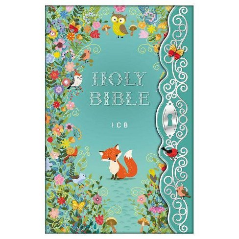 The ICB Blessed Garden Bible - by  Thomas Nelson (Hardcover) - image 1 of 1