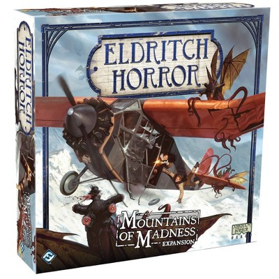 Fantasy Flight Games Eldritch Horror: The Mountains of Madness Expansion