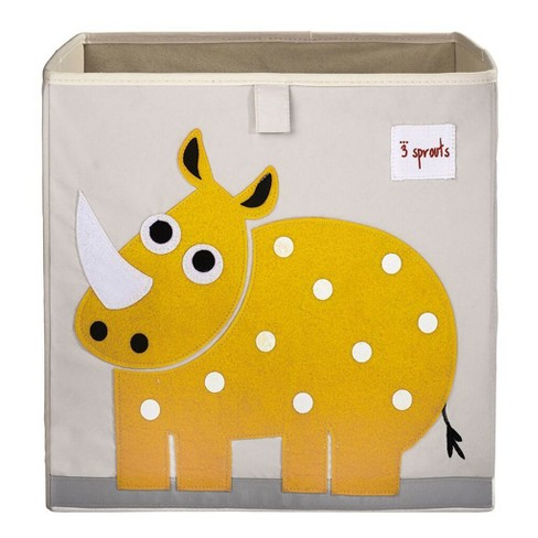 Rhino Kids Toy Storage Bin - 3 Sprouts - image 1 of 2