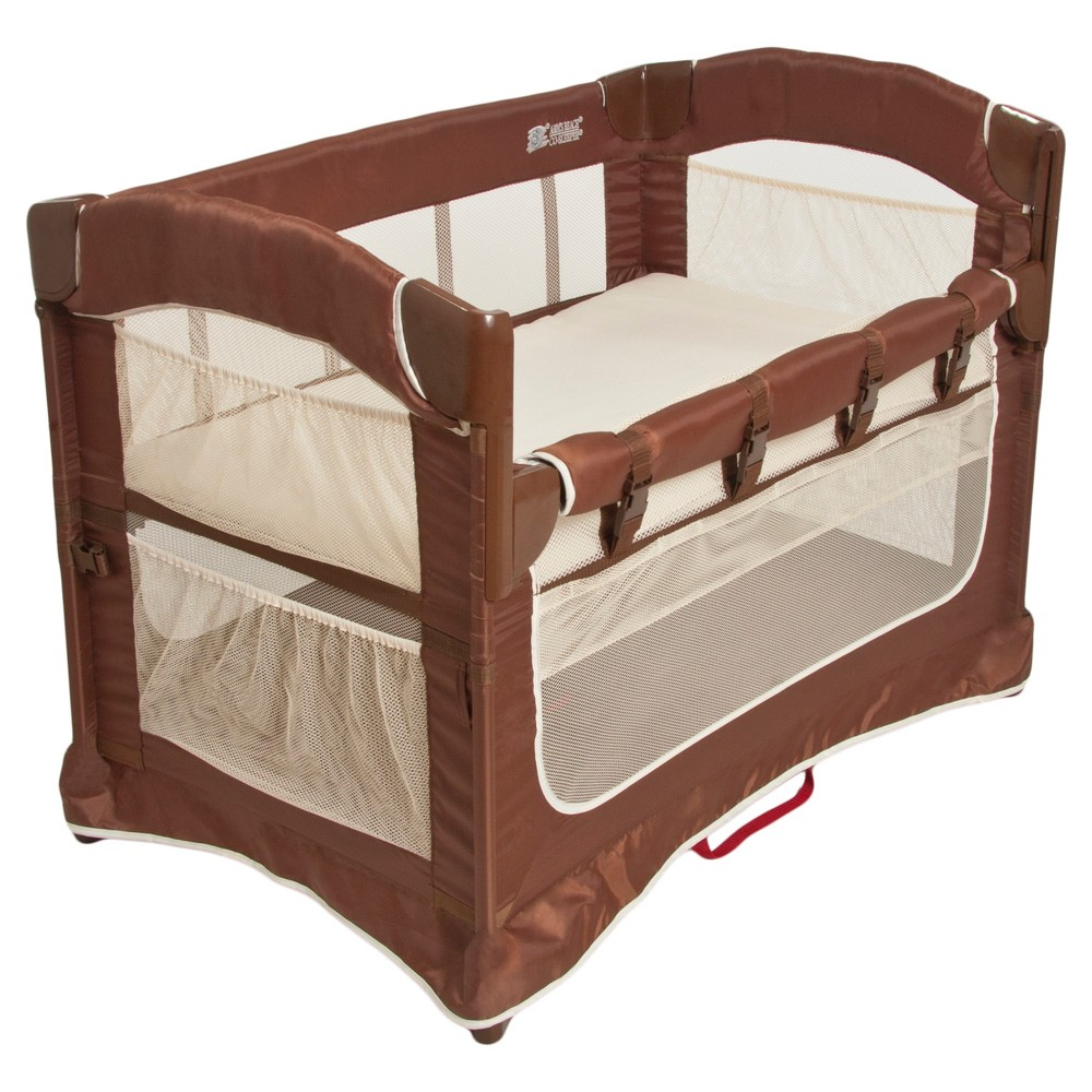 Arm's Reach Ideal Ezee 3-in-1 Co-Sleeper Bassinet - Cocoa (Brown)
