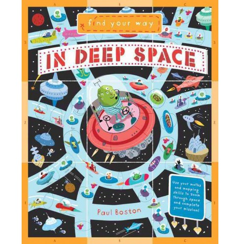 Find Your Way in Space (Hardcover) (Joanna McInerney) - image 1 of 1