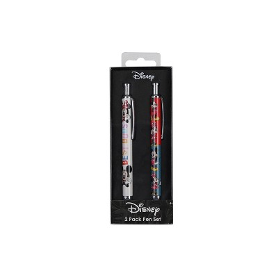 Disney Mickey & Minnie 2pk Pen Set