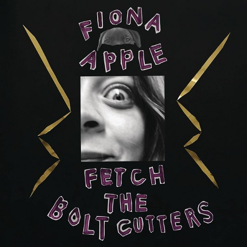 Fiona Apple - Fetch The Bolt Cutters (CD) - image 1 of 1