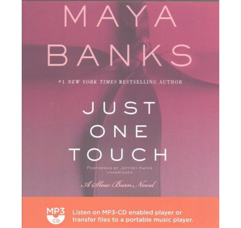 Just One Touch (MP3-CD) (Maya Banks) - image 1 of 1