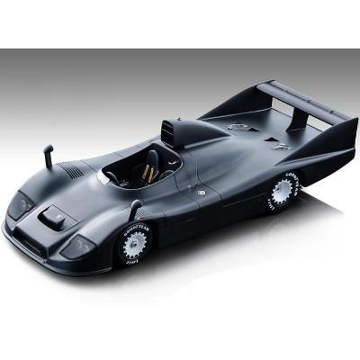"1977 Porsche 936 Matt Black Test Version ""Mythos Series"" Limited Edition to 60 pieces Worldwide 1/18 Model Car by Tecnomodel"