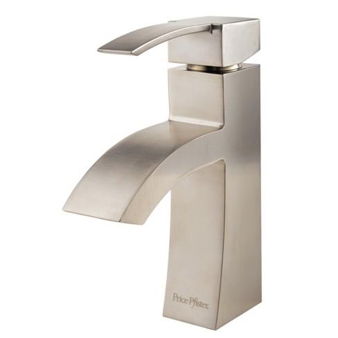 Pfister LF-042-BN Bernini Single Hole Bathroom Sink Faucet - image 1 of 4