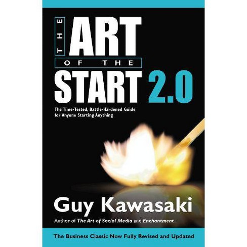 The Art of the Start 2.0 - by  Guy Kawasaki (Hardcover) - image 1 of 1