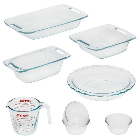 Pyrex 8pc Prep And Bake Set - image 1 of 1