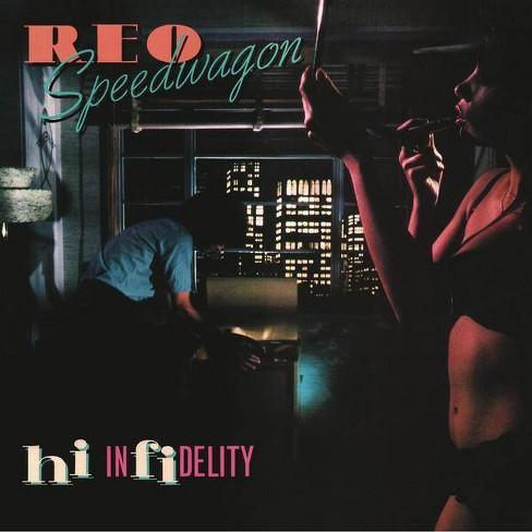 REO SpeedwagonREO Speedwagon - Hi InfidelityHi Infidelity (CD) - image 1 of 1