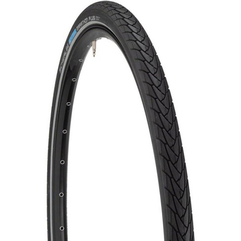 New Vee Rubber Semi Knobby Mountain Tire 26 x 1.9 Steel Bead Black