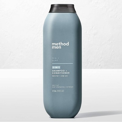 Method Men 2-in-1 Shampoo and Conditioner Sea + Surf - 14 fl oz