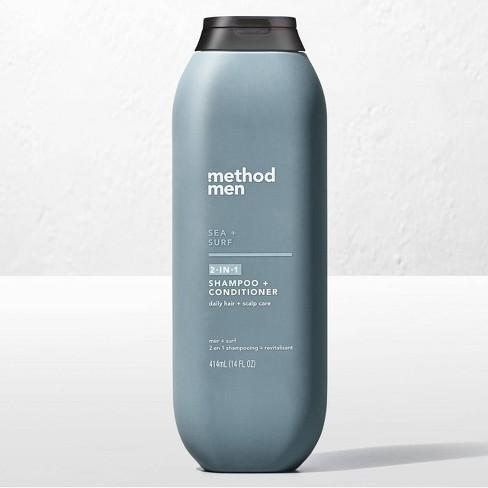 Method Men 2-in-1 Shampoo and Conditioner Sea + Surf - 14 fl oz - image 1 of 4