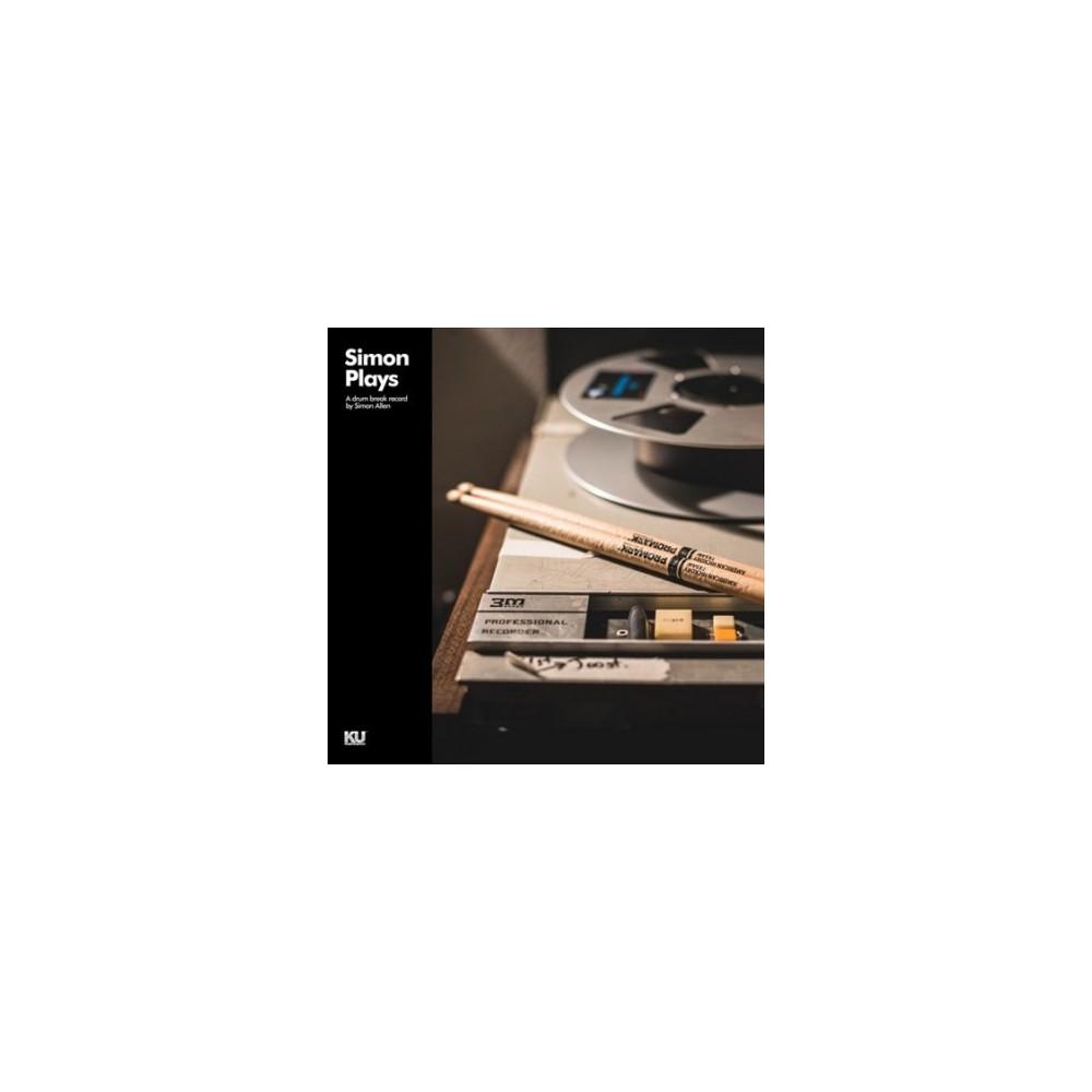 Simon Allen - Simon Plays (Vinyl)