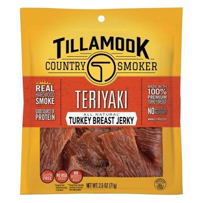 Jerky & Dried Meats: Tillamook Simply Crafted Jerky
