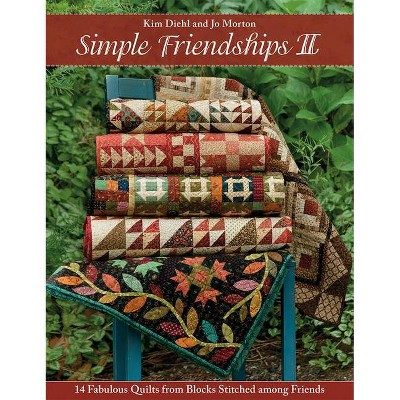 Simple Friendships II - by Kim Diehl & Jo Morton (Paperback)