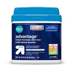 Advantage HMO Infant Formula - 35oz - Up&Up™