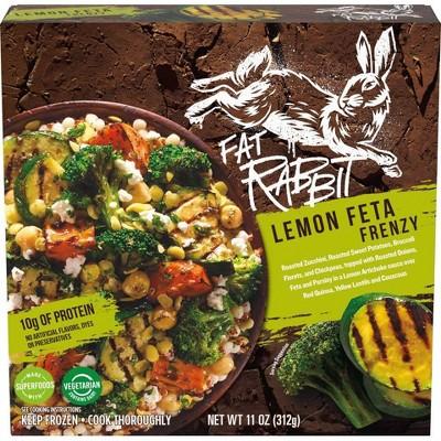 Fat Rabbit Lemon Feta Frenzy - 11oz