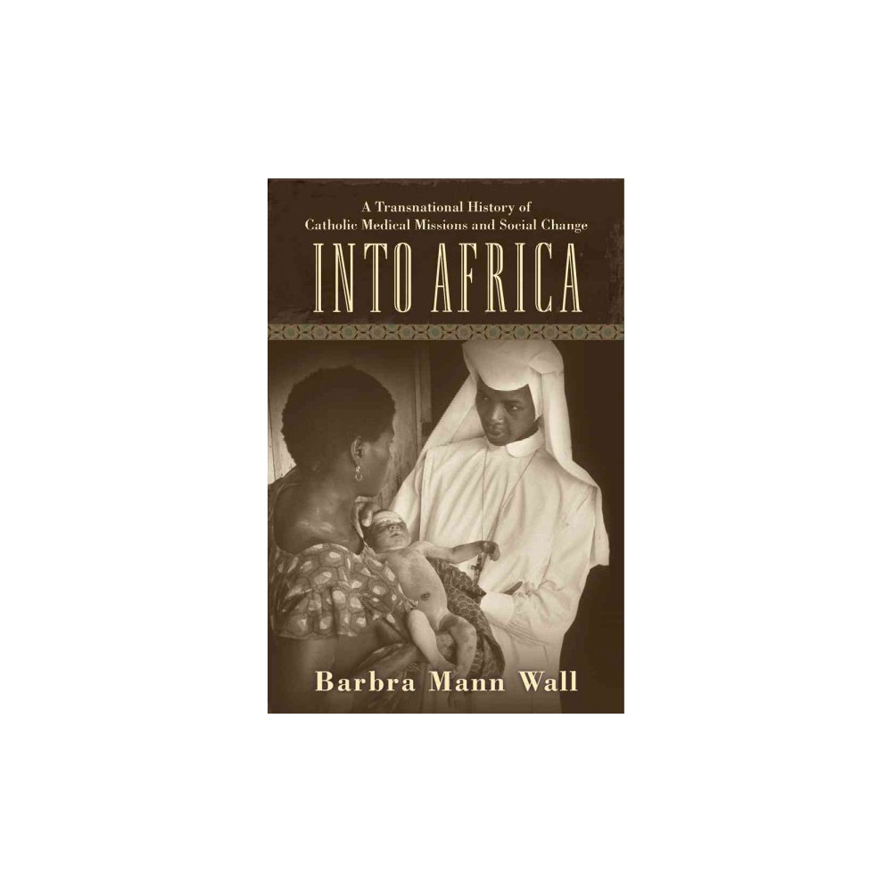 Into Africa (Hardcover), Books
