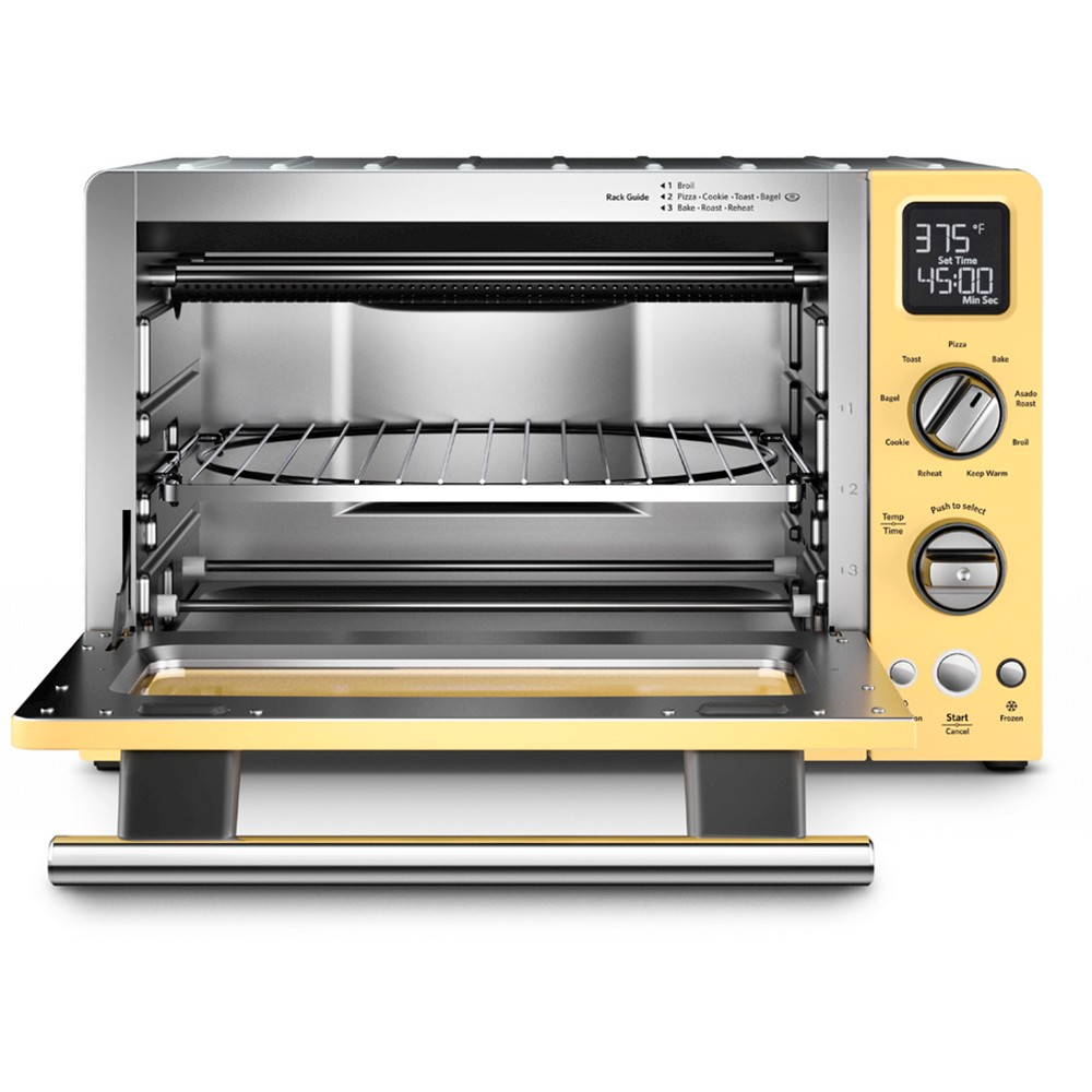 KitchenAid 12 Convection Digital Countertop Oven - KCO275, Yellow