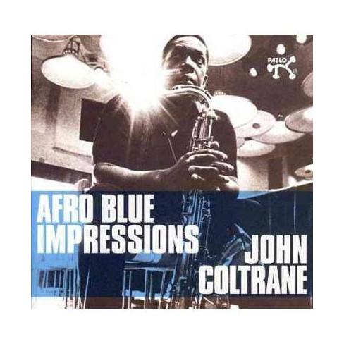 John Coltrane - Afro Blue Impressions (CD) - image 1 of 1