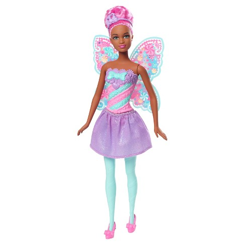 Barbie Fairytale Fairy Candy Fashion Nikki Doll - image 1 of 6