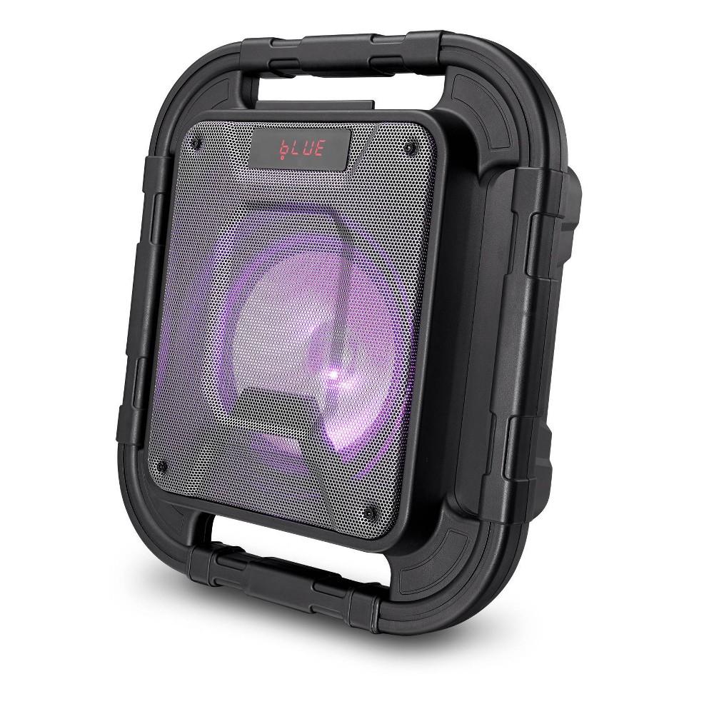 iLive Portable Wireless Tailgate Speaker (ISBW519B), Black iLive Portable Wireless Tailgate Speaker (ISBW519B) Color: Black.