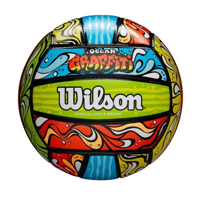 Wilson Volleyball - Graffiti Ocean