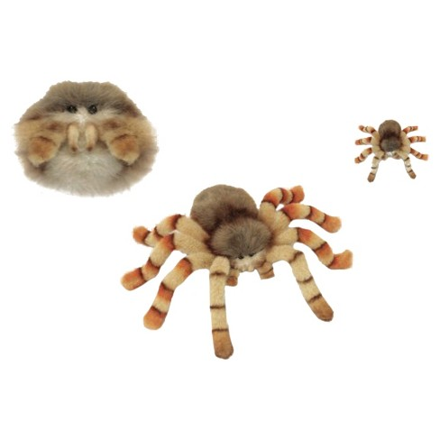 Hansa Jumping Spider Plush Toy - image 1 of 1