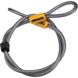 OnGuard Terrier Combo 4/' x 6mm Resetteble Combo Cable Lock