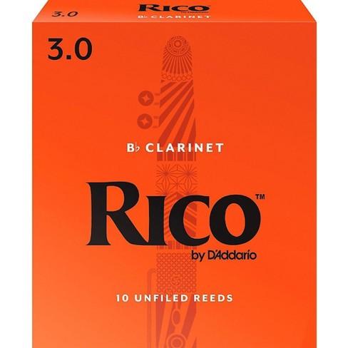 Rico Bb Clarinet Reeds, Box of 10 - image 1 of 2