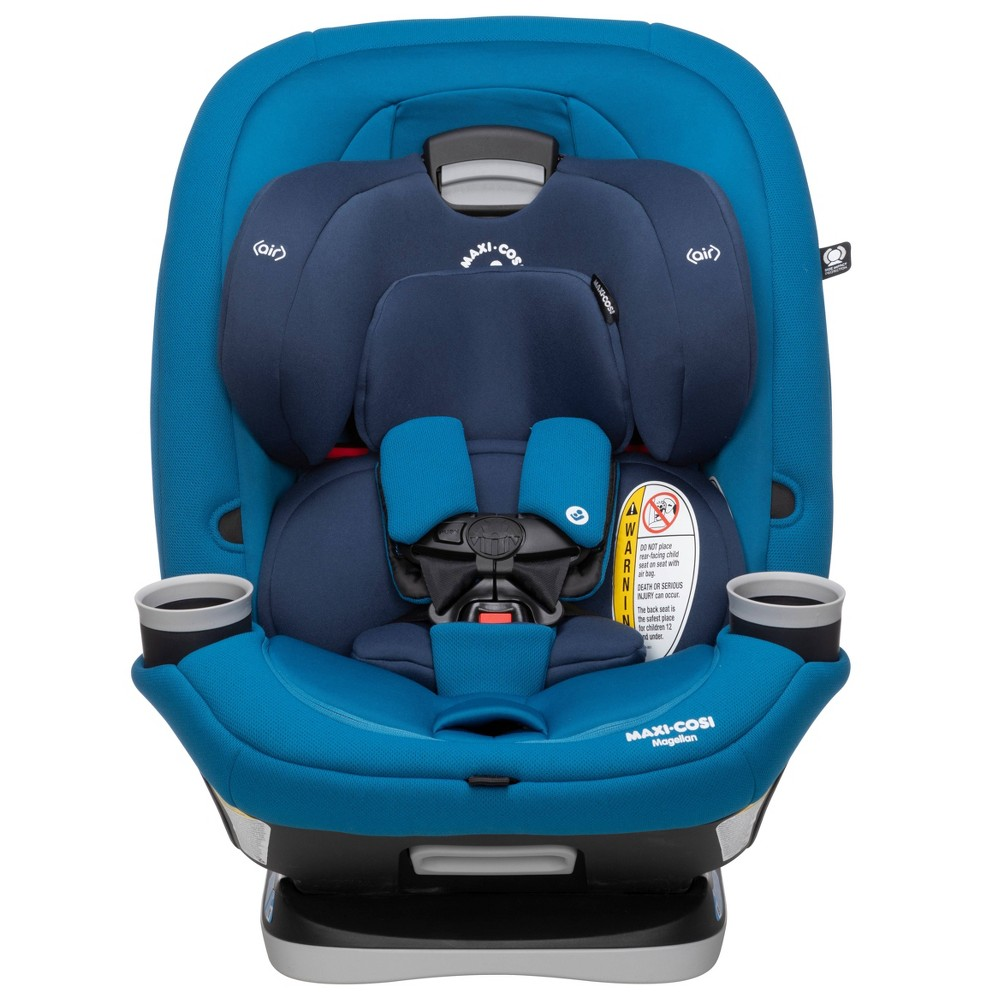 Image of Maxi-Cosi Magellan XP All-in-One Convertible Car Seat - Blue Opal