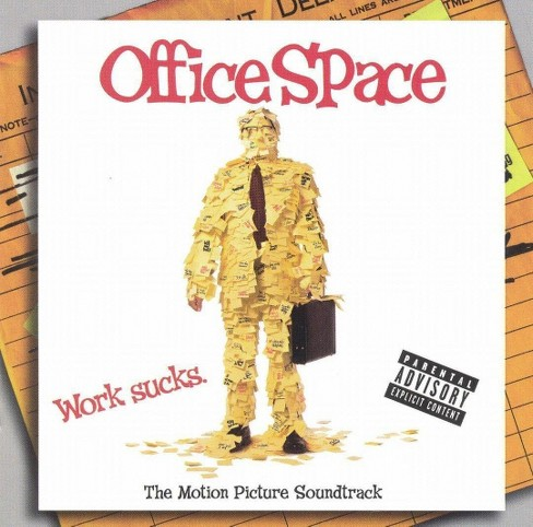 Various - Office space (Ost) [Explicit Lyrics] (CD) - image 1 of 1