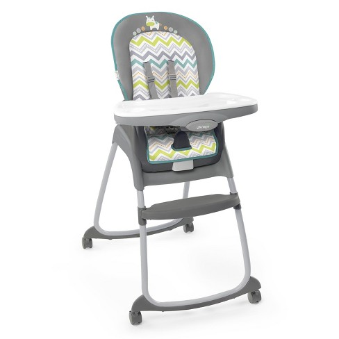 Miraculous Ingenuity Trio Elite 3 In 1 High Chair Ridgedale Theyellowbook Wood Chair Design Ideas Theyellowbookinfo