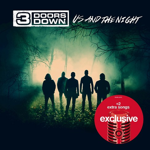 3 Doors Down - Us And The Night (Target Exclusive) - image 1 of 1