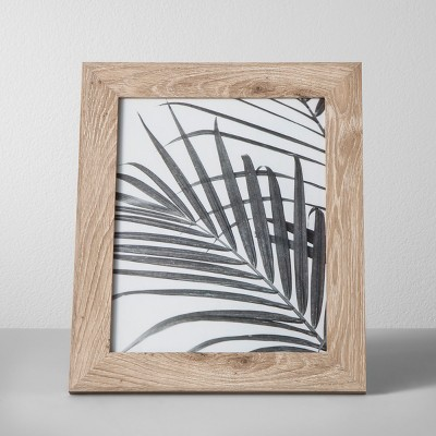 Wide Grain Frame Wood 8 x10  - Made By Design™