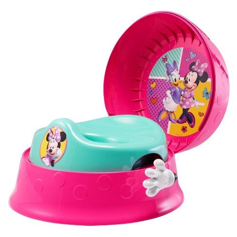 The First Years Disney Baby Minnie Mouse 3-in-1 Potty System - image 1 of 4