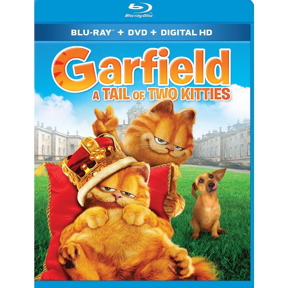 Garfield:Tail Of Two Kitties (Blu-ray)