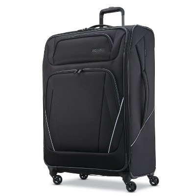 American Tourister 28  Superset Suitcase - Black