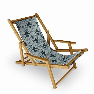 Heather Dutton Aurora Sling Chair - Deny Designs