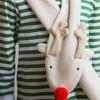 Meri Meri - Knitted Reindeer Scarf - Scarves - Christmas - 1ct - image 4 of 4